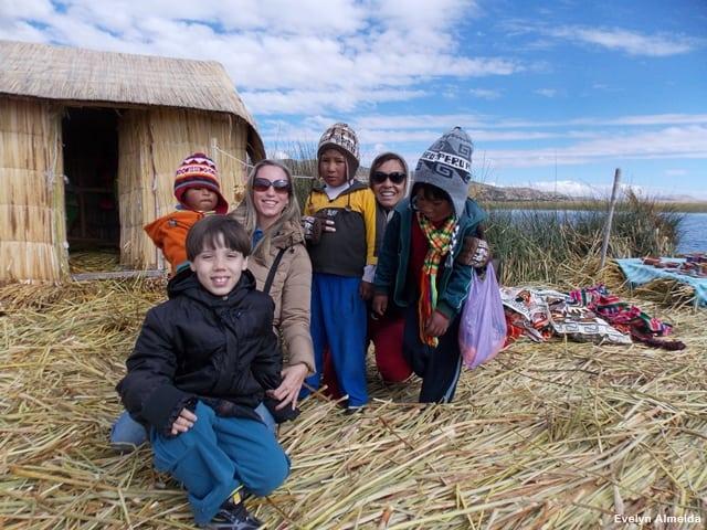 viagem com criança1 - Roteiro de 10 dias pelo Peru com criança: Lago Titicaca