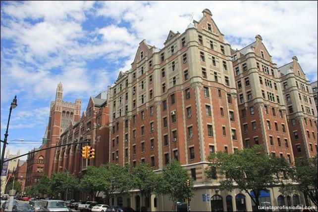 viagem eua - Columbia University em Nova York