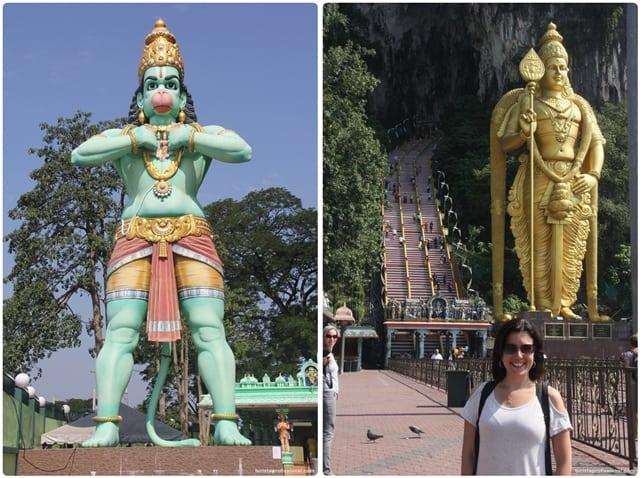 Malásia dicas1 - Roteiro de 1 dia em Kuala Lumpur - Malásia