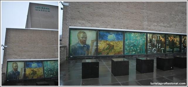 dicas Amsterdam - Visitando o Museu Van Gogh em Amsterdam