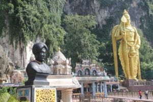 dicas da Malásia2 300x200 - Como chegar até Batu Caves na Malásia