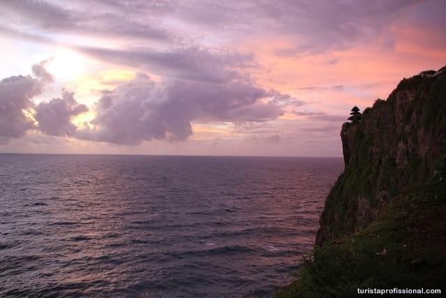 dicas de Bali2 - Uluwatu, o melhor pôr do sol da ilha