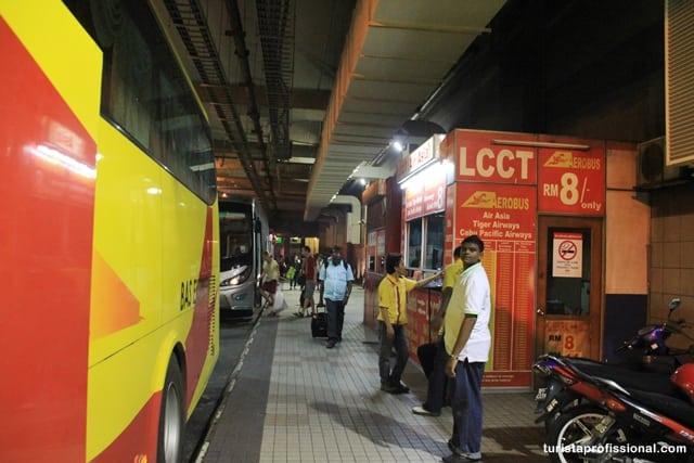 dicas de Kuala Lumpur - Como ir do aeroporto para o centro de Kuala Lumpur