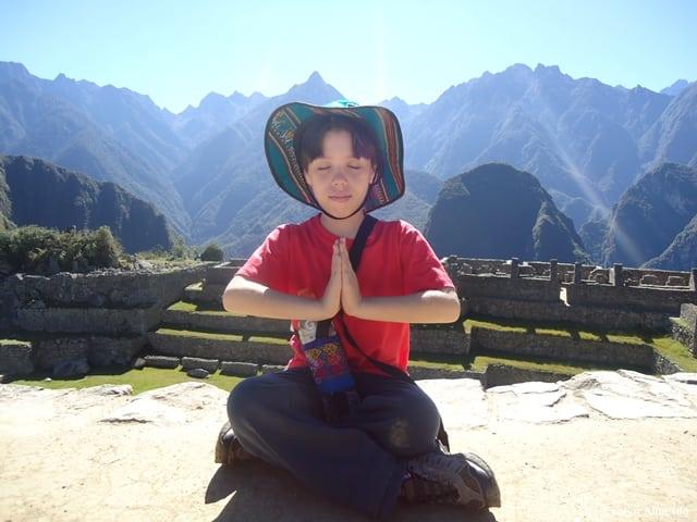 dicas de Machu Picchu - Dicas de Machu Picchu com criança