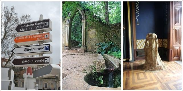 dicas de coimbra1 - Quinta das Lágrimas em Coimbra: o cenário da história de amor entre Inês e Pedro