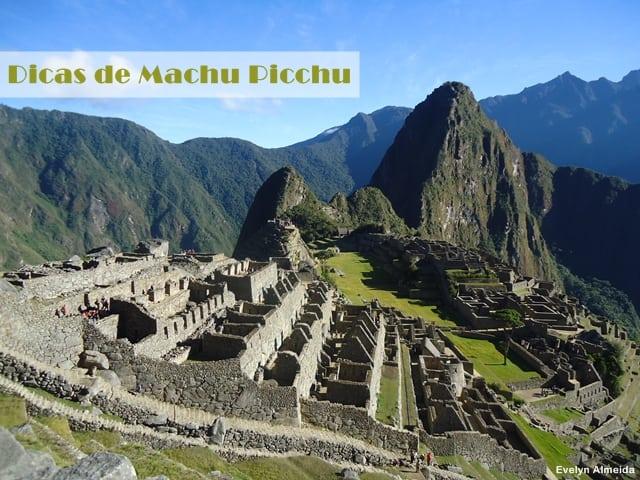 dicas machu picchu - Dicas de Machu Picchu com criança