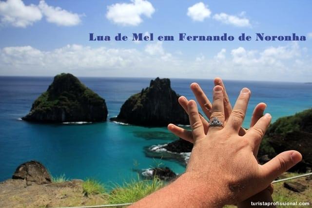 lua de mel em fernando de noronha1 - Lua de mel em Fernando de Noronha