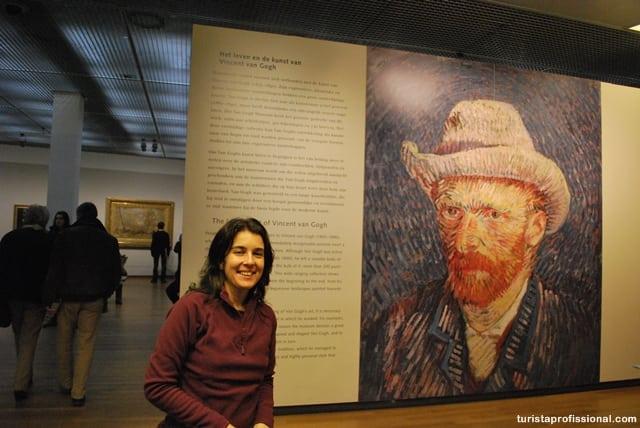 o que fazer em Amsterdam - Visitando o Museu Van Gogh em Amsterdam