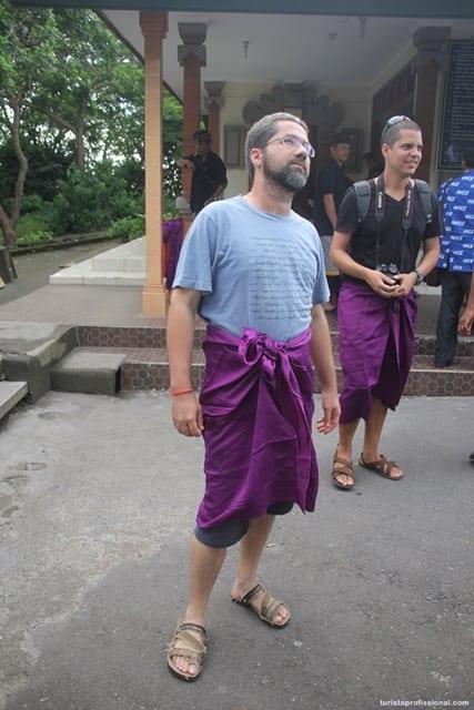 o que vestir em Bali - Uluwatu, o melhor pôr do sol da ilha