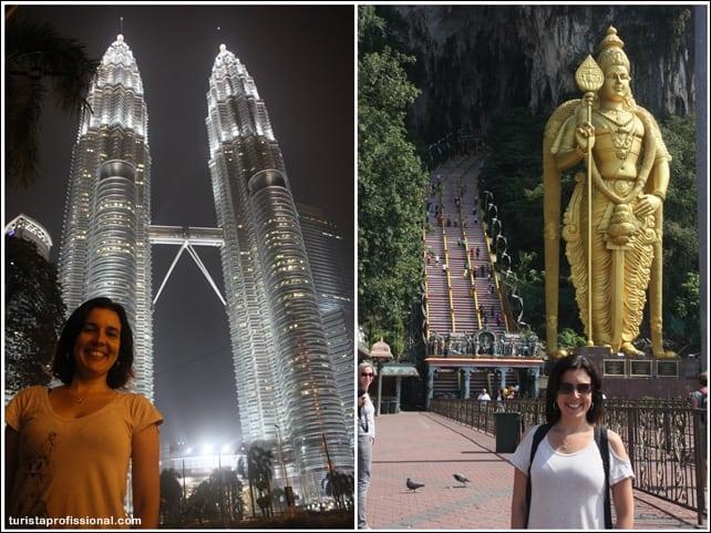 o que visitar na Malásia
