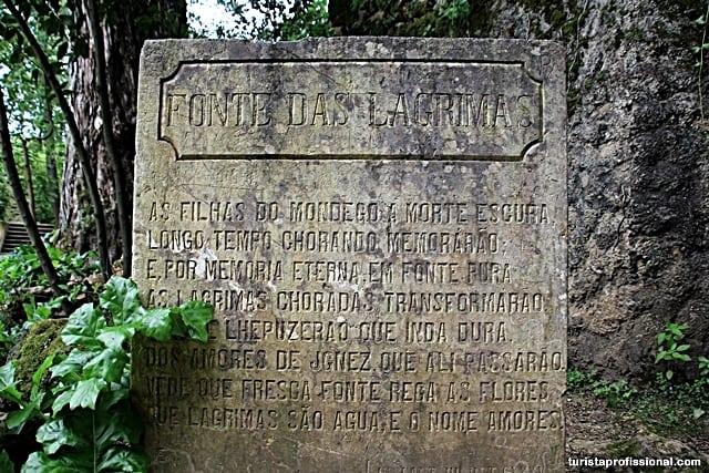 quinta das lágrimas coimbra - Quinta das Lágrimas em Coimbra: o cenário da história de amor entre Inês e Pedro