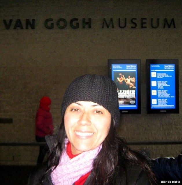 roteiro Amsterdam - Visitando o Museu Van Gogh em Amsterdam