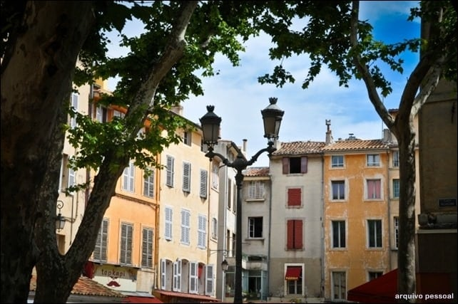 roteiro Provence