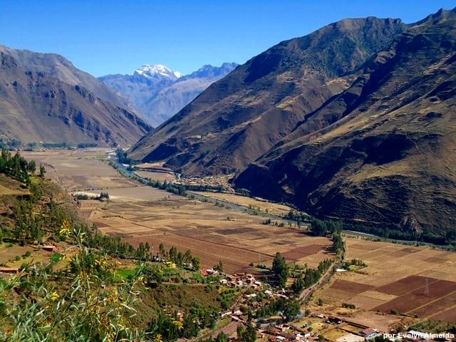 vale sagrados dos incas