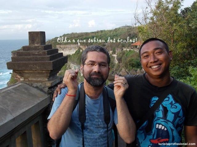 viagem Bali1 - Uluwatu, o melhor pôr do sol da ilha