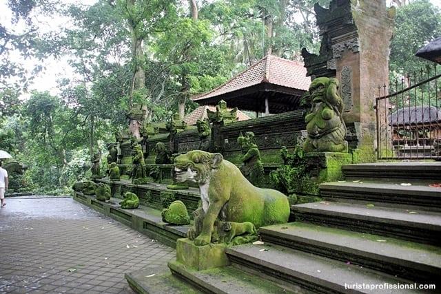Bali dicas1 - Floresta dos Macacos, em Ubud