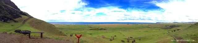 O que ver Ilha de Páscoa - Ilha de Páscoa, viagem em família