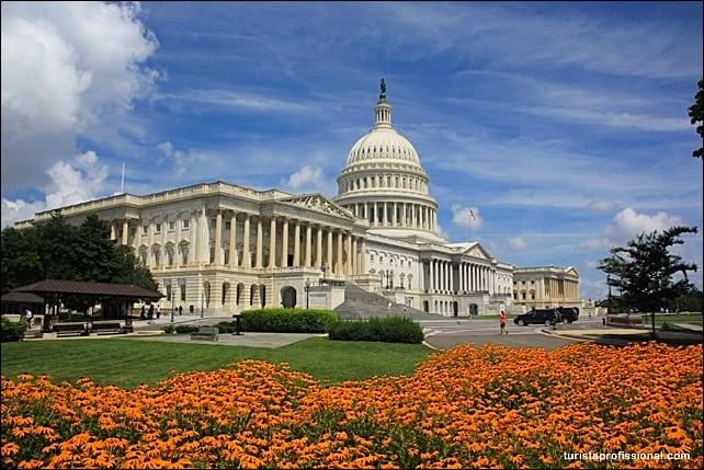 dicas - Dicas de Washington DC: visitando o Capitólio