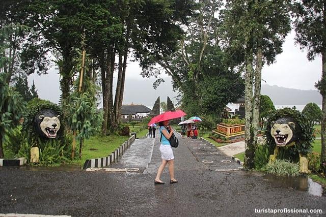 o que fazer em Bali - O que visitar em Bali: Ulun Danu, o Templo do Lago