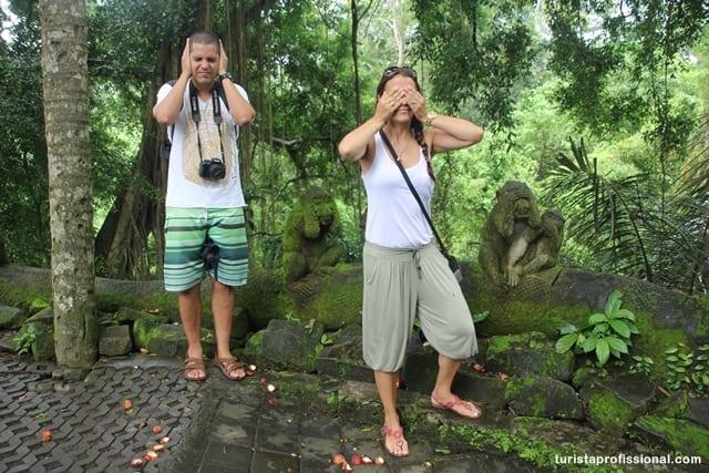 o que fazer em Bali2 - Floresta dos Macacos, em Ubud