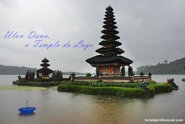 o que visitar em Bali - O que visitar em Bali: Ulun Danu, o Templo do Lago
