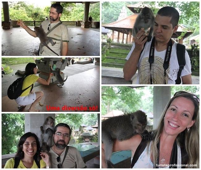 o que visitar em Bali1 - Floresta dos Macacos, em Ubud