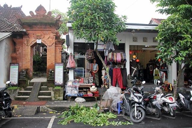 o que comprar em Bali