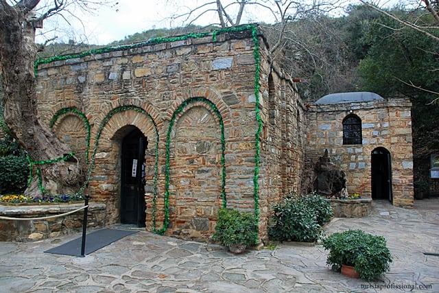 Casa de Maria - Visita à Casa de Maria, mãe de Jesus