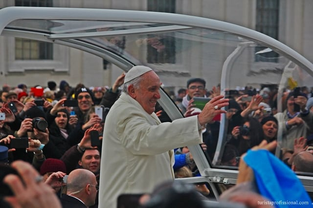 Como ver o Papa - Como conseguir o convite para a audiência com o Papa