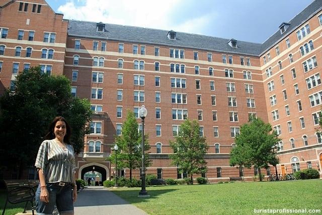 Georgetown - Georgetown: uma universidade e um bairro em Washington DC