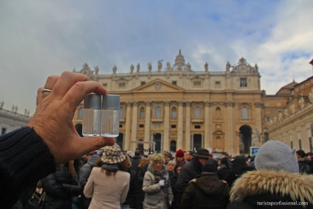 Papa Francisco - Como conseguir o convite para a audiência com o Papa