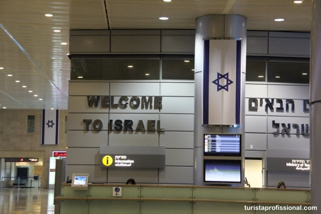 dicas Israel - Imigração em Israel: reze para entrar e pague para sair