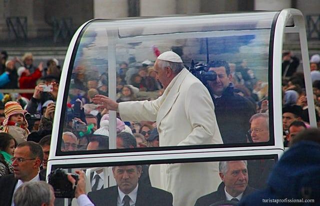dicas Roma - Como conseguir o convite para a audiência com o Papa