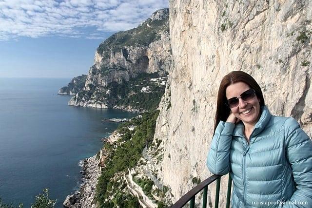 ilha de Capri dicas
