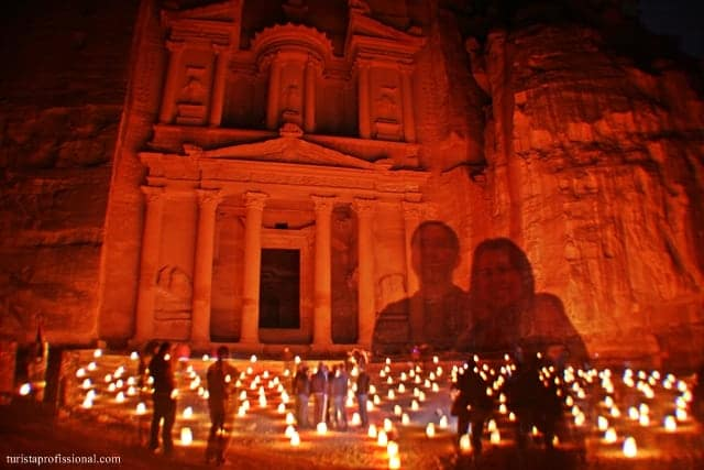 o que fazer em Petra: Petra by Night