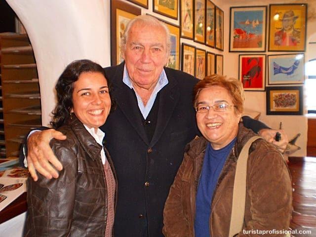 o que fazer no Uruguai - Carlos Páez Vilaró