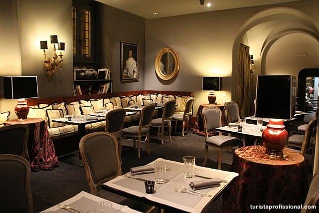 hotel de luxo em Roma