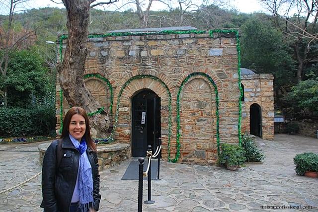 roteiro - Visita à Casa de Maria, mãe de Jesus