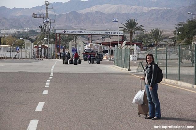 turismo religioso1 - Atravessando a pé a fronteira entre Israel e Jordânia