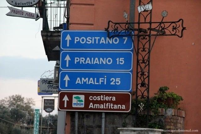 viagem Itália