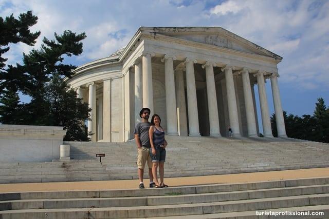 Lua de Mel em Washington DC