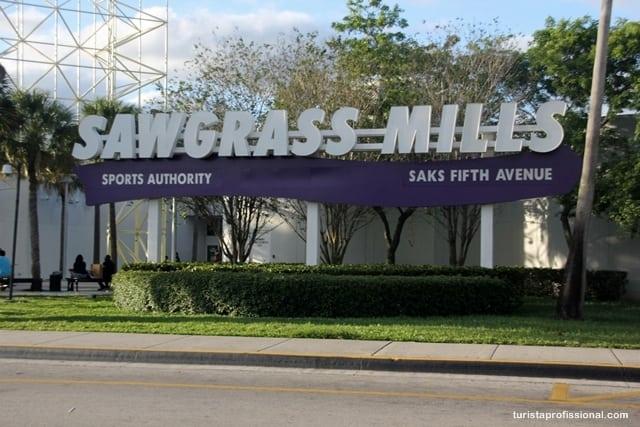 compras em miami - Compras em Miami: um dia no outlet Sawgrass Mills