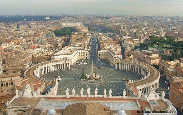 dicas Itália - Basílica de San Pietro