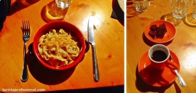 dicas Itália1 - Onde comer bem em Roma: dica de restaurante slow food