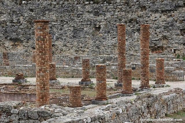 dicas Portugal - Descubra Conímbriga: o passado romano de Portugal