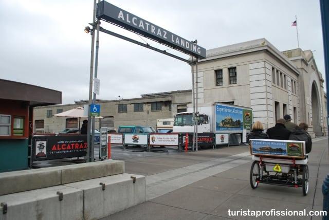 dicas alcatraz - Dicas para visitar Alcatraz em San Francisco