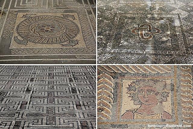 dicas de POrtugal - Descubra Conímbriga: o passado romano de Portugal