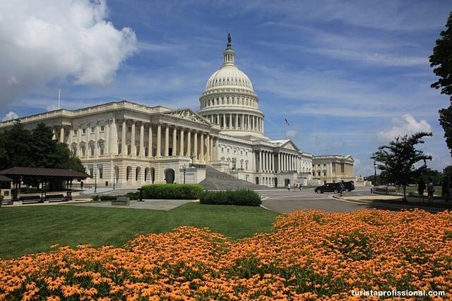 dicas de washington - Roteiro de 3 dias em Washington DC