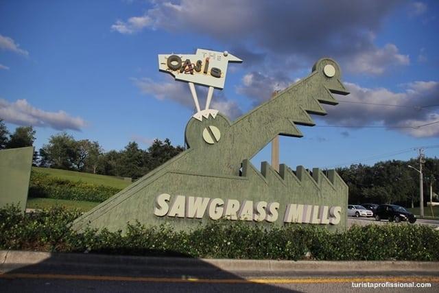 miami dicas - Compras em Miami: um dia no outlet Sawgrass Mills