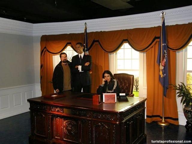 museu de cera - Roteiro de 3 dias em Washington DC